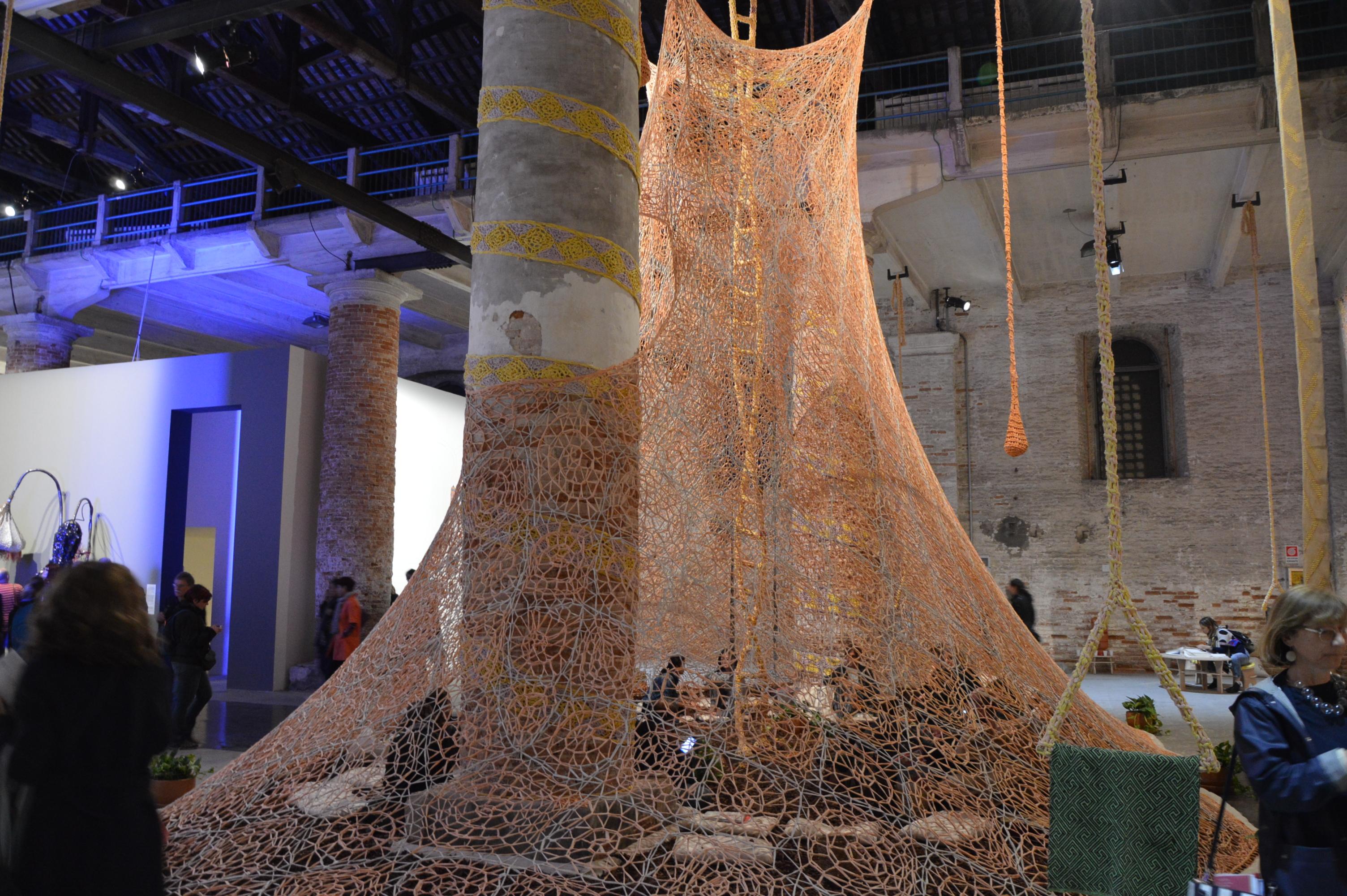 57esima biennale d 39 arte di venezia le installazioni da