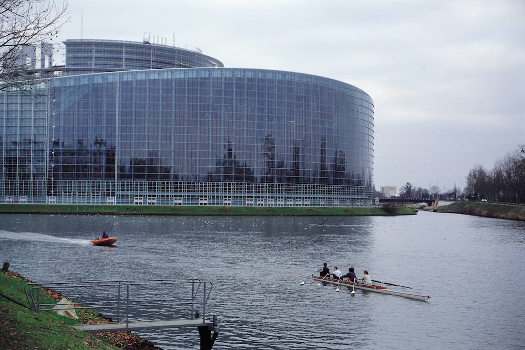 Headquarters of the European Parliament, Strasbourg