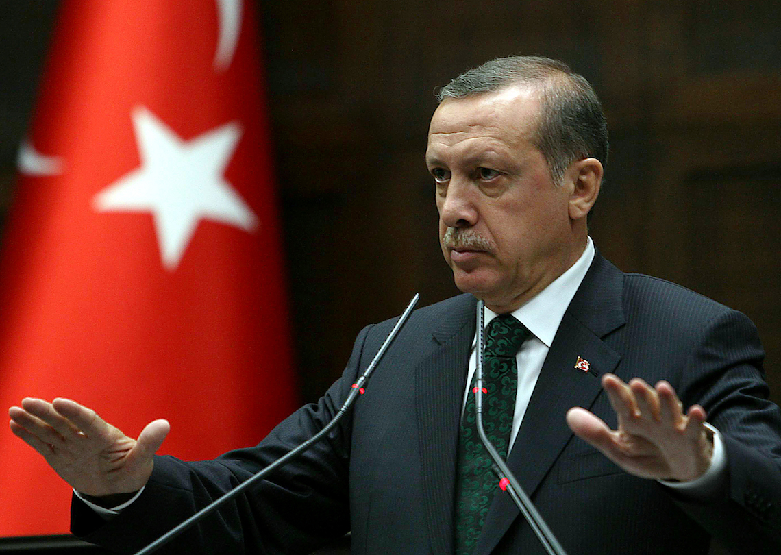 Erdogan Turchia presidente