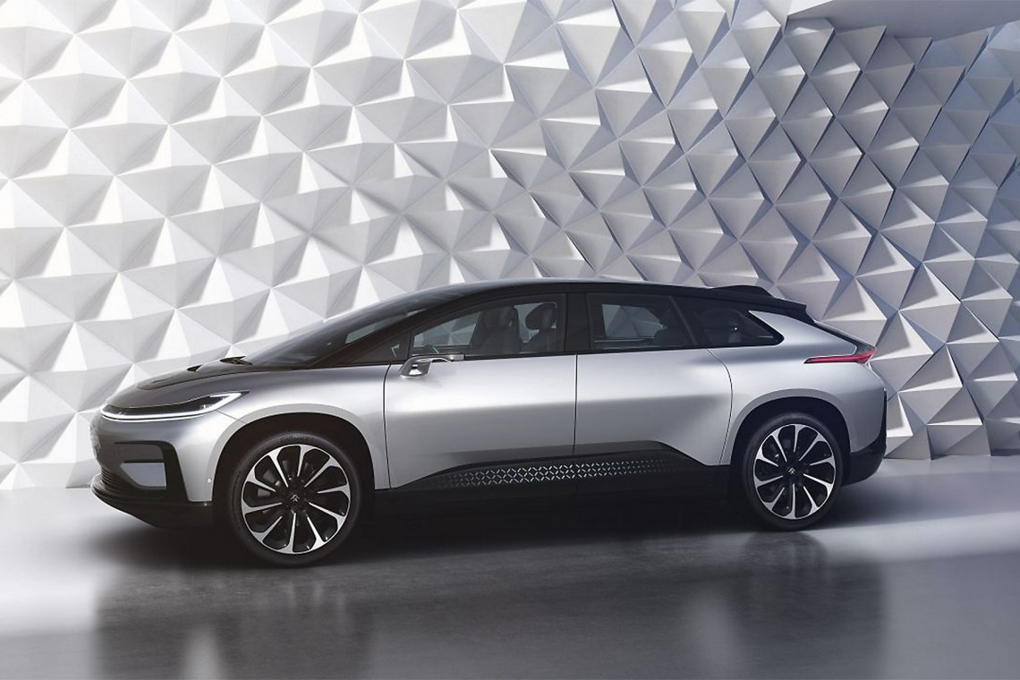 Faraday Future FF91-001
