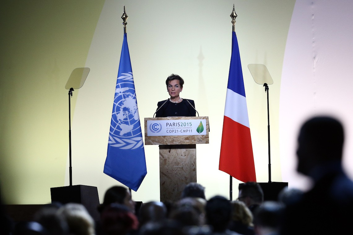 Christiana Figueres Cop 21
