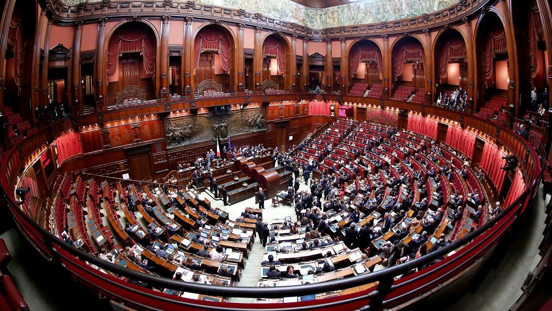 Clima l 39 italia ha ratificato l 39 accordo di parigi lifegate for Camera deputati roma
