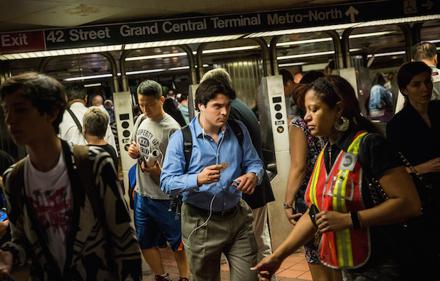 New Yorkers Endure Longest Commute In The U.S.