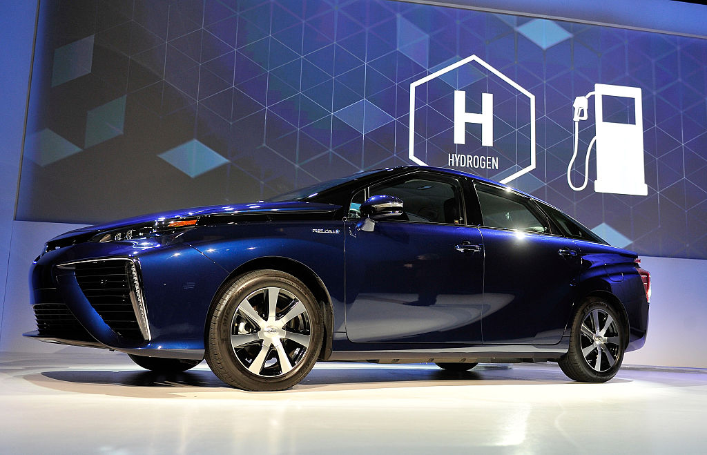 Toyota Mirai ©Getty Images