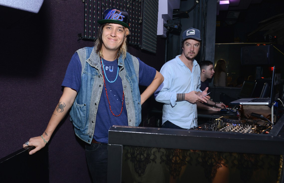 NEW YORK, NY - SEPTEMBER 30:  Musician Julian Casablancas attends Evolve Media's Exclusive Celebration for the relaunch of CraveOnline.com at Provocateur on September 30, 2015 in New York City.  (Photo by Noam Galai/Getty Images for Evolve Media)