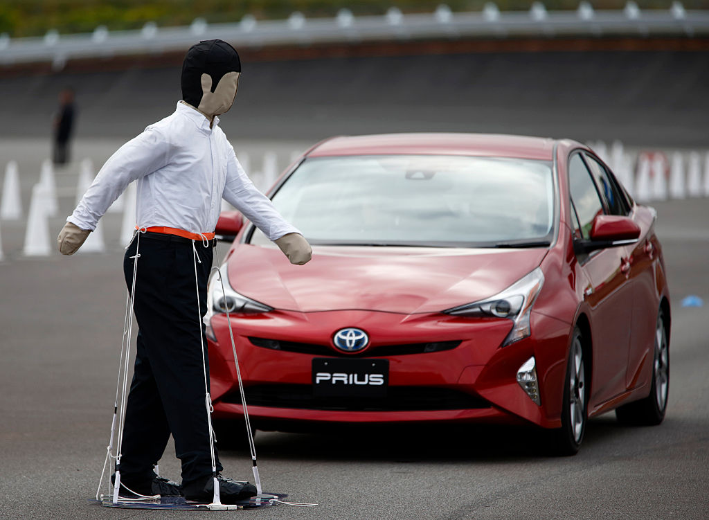 Toyota Safety Sense ©GettyImages
