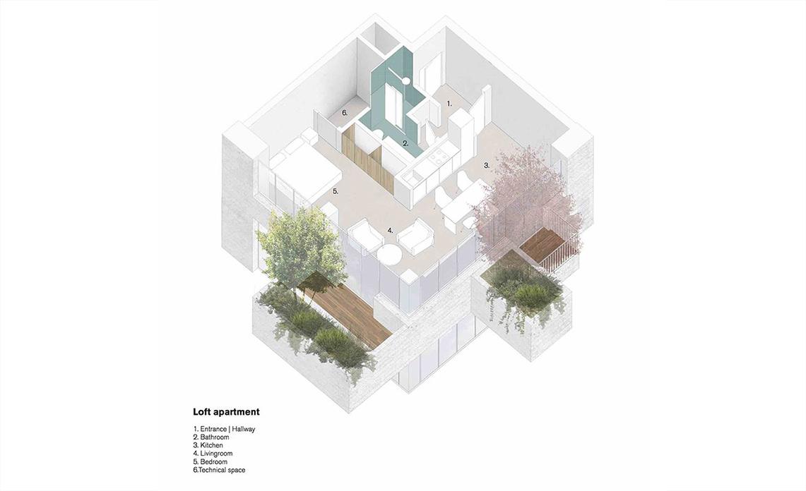 Bosco Verticale Appartamenti Costo quello di eindhoven è il primo bosco verticale dedicato all