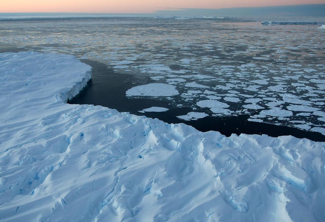 clima calotta glaciale