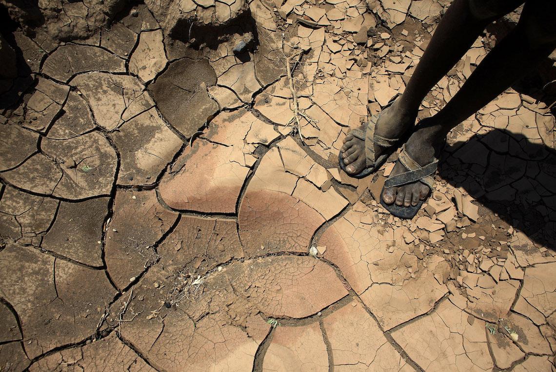 Kenya siccità