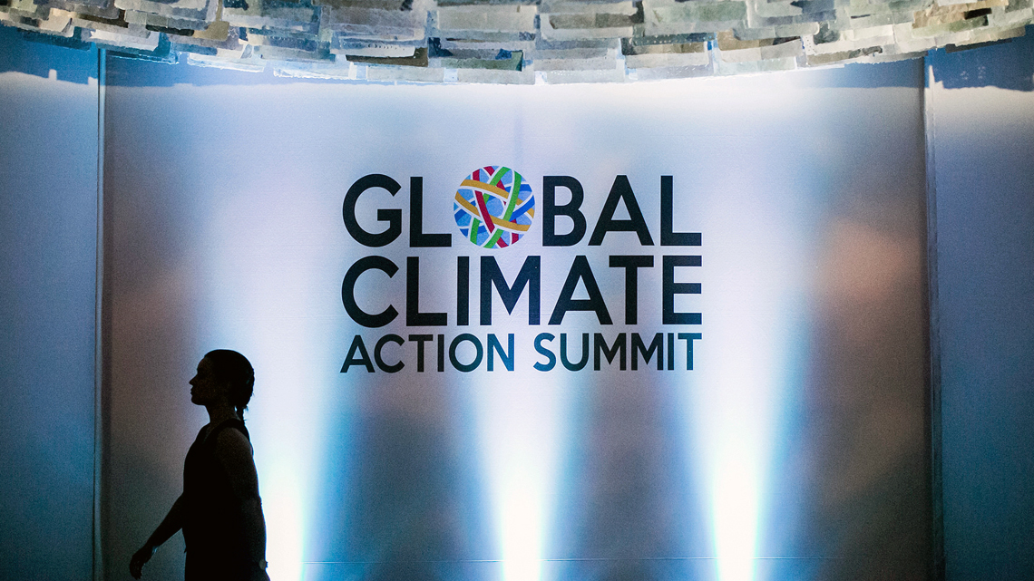 Global Climate Action Summit 3
