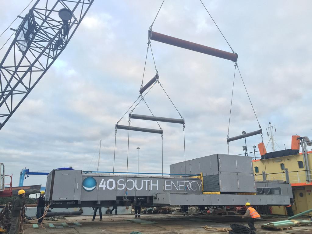 H24 installazione © 40 South Energy