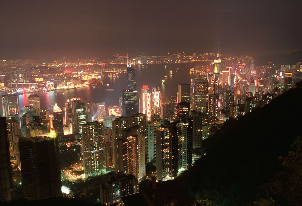 Hong Kong, China. Fonte: Ingimage
