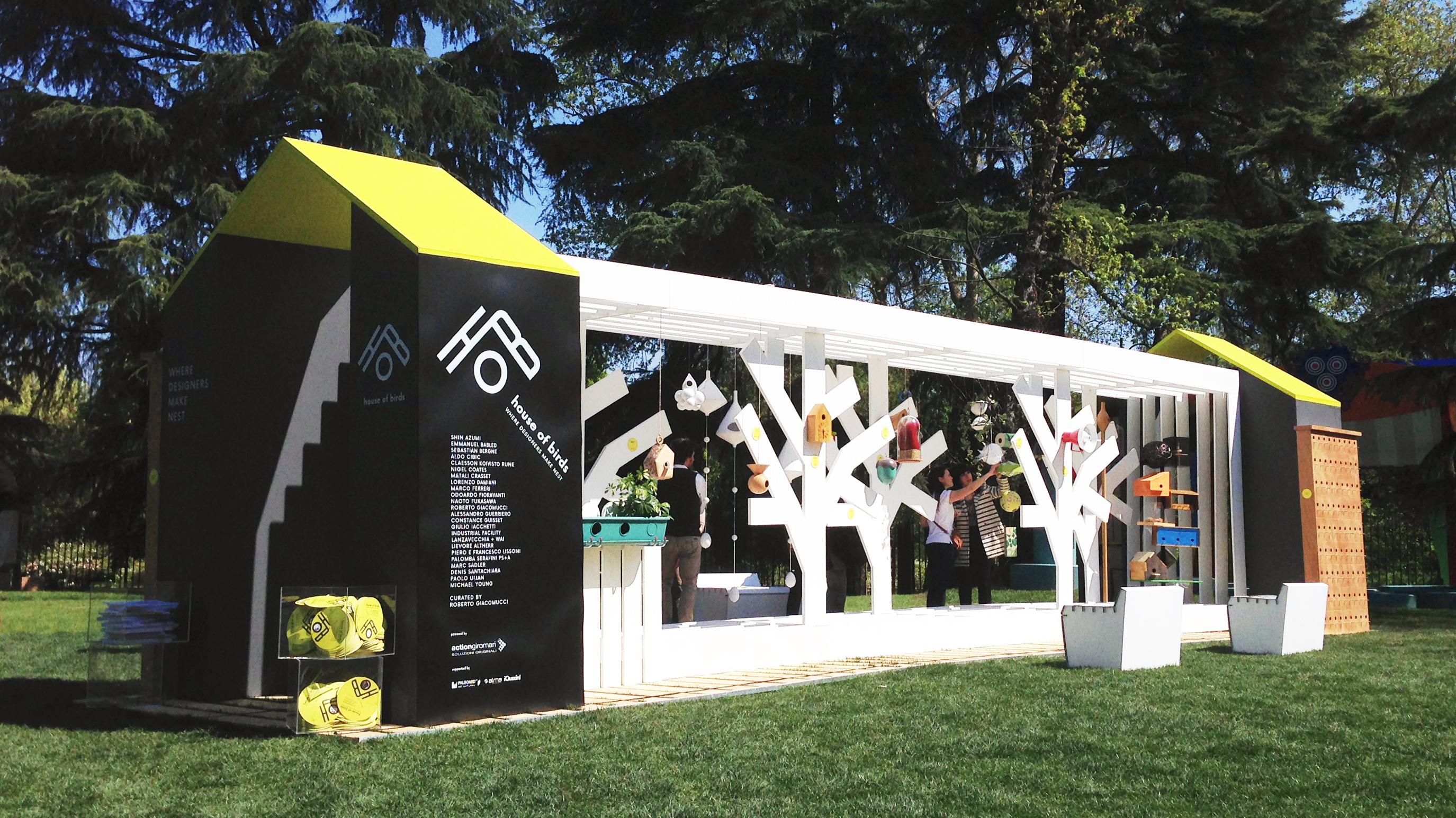 Triennale design week le esposizioni eco da non perdere for Giardino triennale