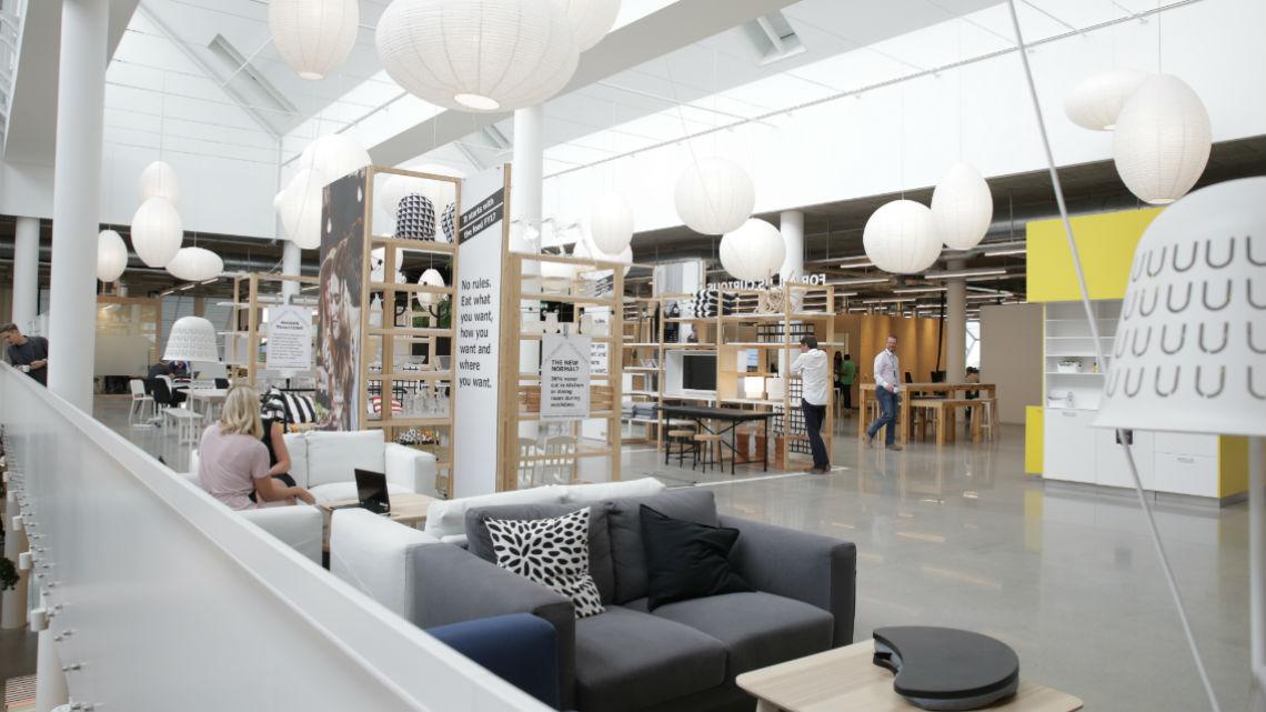 Ikea italia raggiunge il 100 di energia rinnovabile for Sedi ikea italia