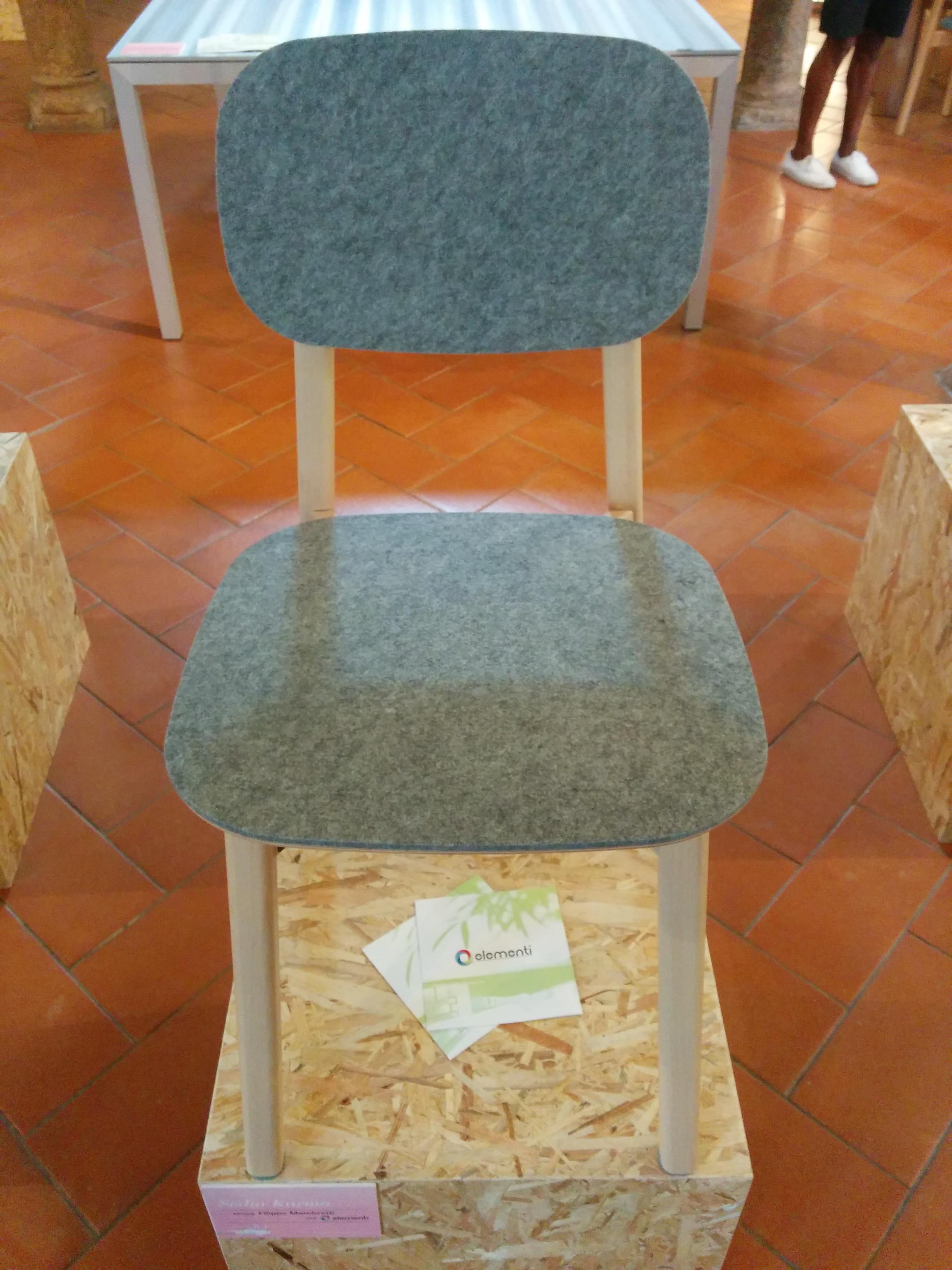 Sedie In Plastica Riciclata.Fuorisalone 2015 Un Nuovo Modo Di Abitare Ispirato Ai Principi