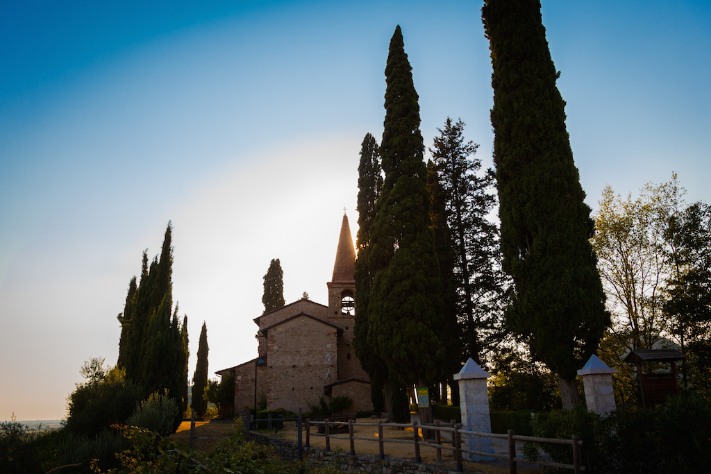St. Rocco Church. Gussago, Franciacorta, Italy