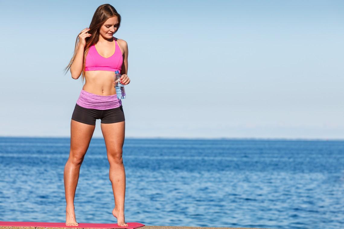 la perdita di peso rimuove le smagliature