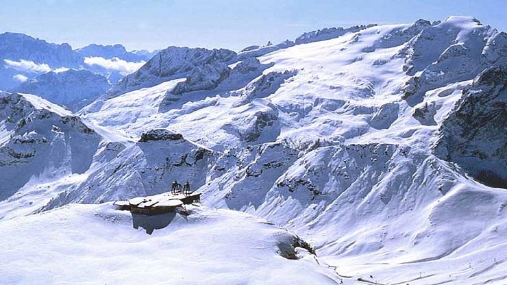 I ghiacciai italiani si stanno sciogliendo a causa del for Numero dei parlamentari italiani
