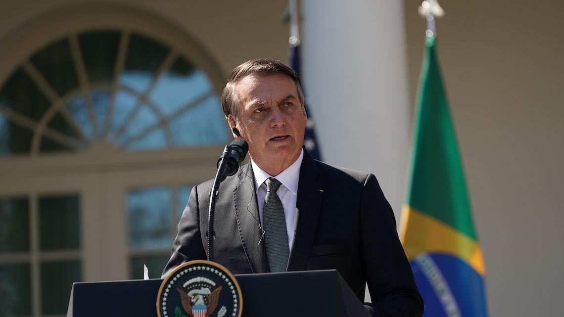 Brasile Jair Bolsonaro
