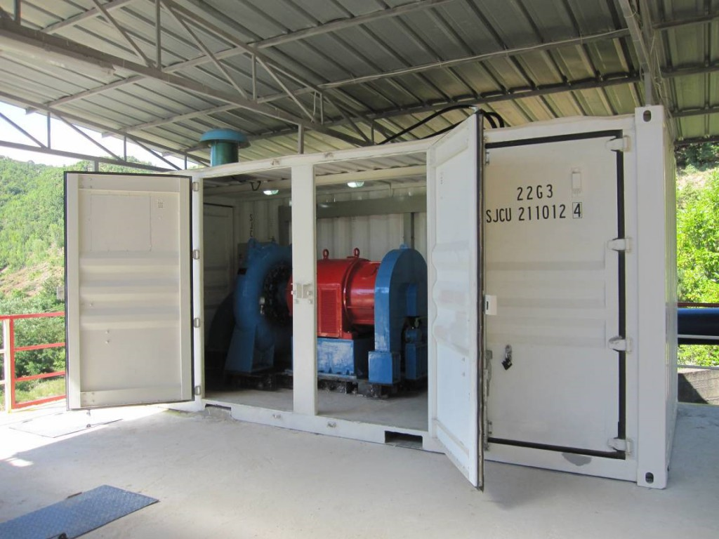 la centrale idroelettrica si fa mini e diventa portatile lifegate. Black Bedroom Furniture Sets. Home Design Ideas