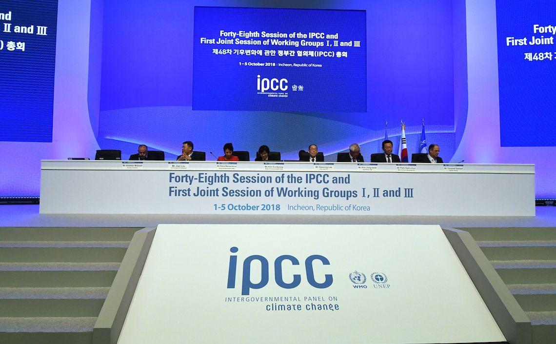 ipcc clima sr15