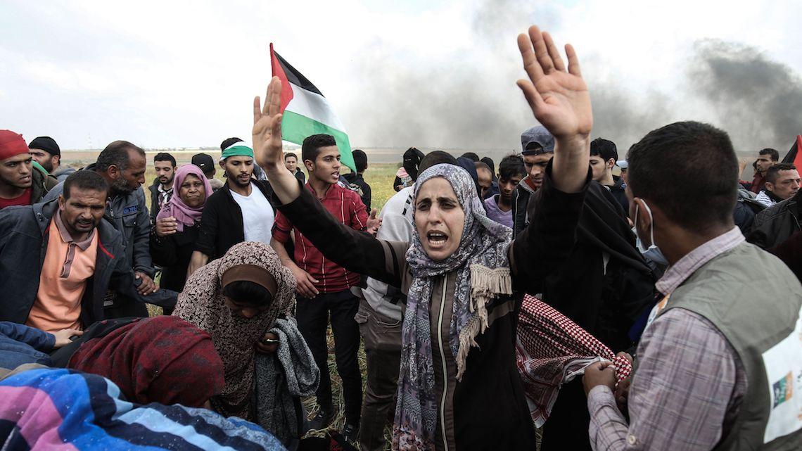 Risultati immagini per gaza morti