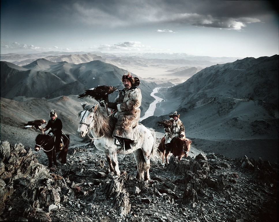 Kazaki, Mongolia © Jimmy Nelson/Before They Pass Away