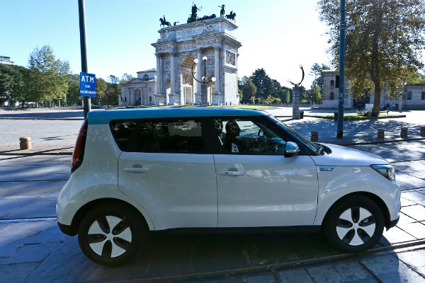 Kia Soul ECO-electric (110)