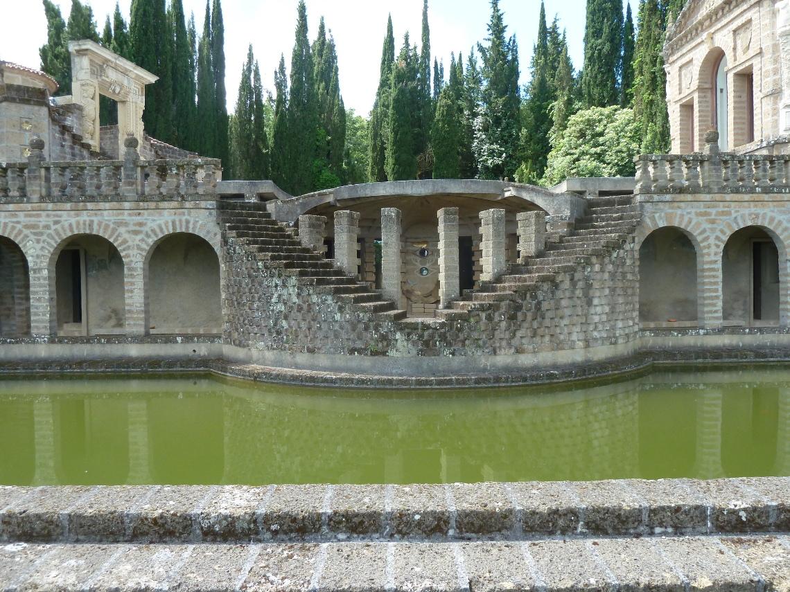 La Scarzuola La Citt Ideale In Umbria Lifegate
