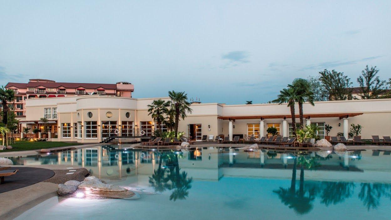 Le migliori spa per una vacanza di benessere provate per - Piscine termali all aperto ...
