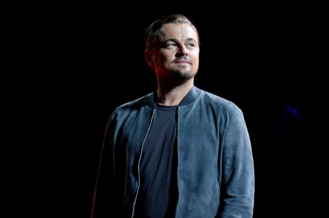 Leonardo DiCaprio parla al Global Citizen Festival 2019