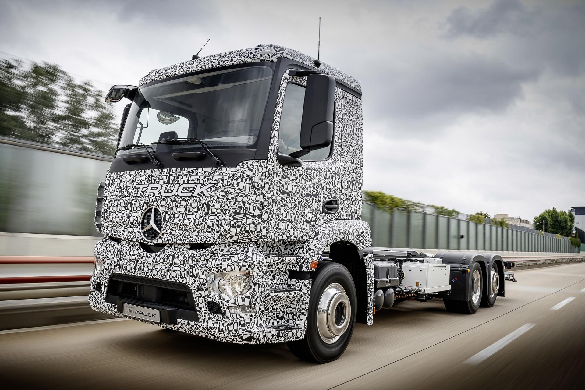 Idrogeno per il trasporto pesante scania sviluppa il - Foto di grandi camion ...