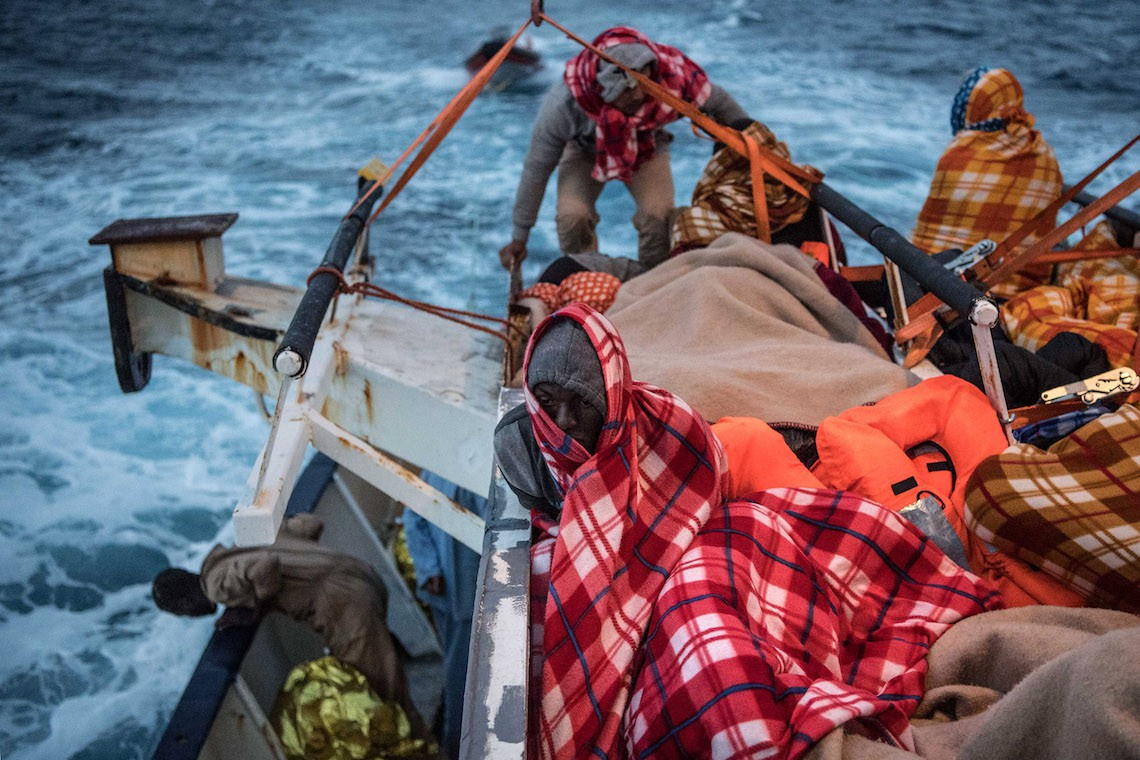 migranti proactiva open arms