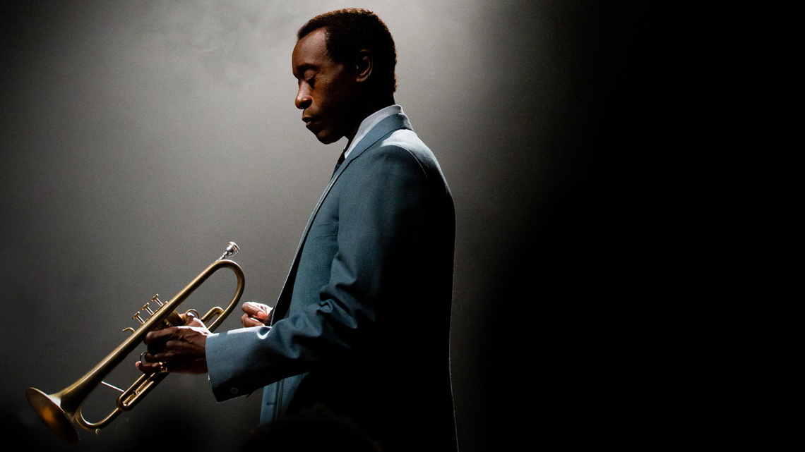 don cheadle miles davis thinking in miles ahead