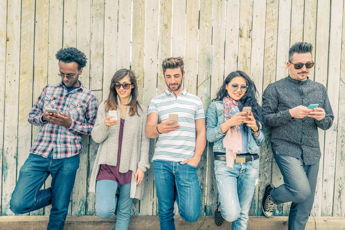 Millennials incontri abitudini