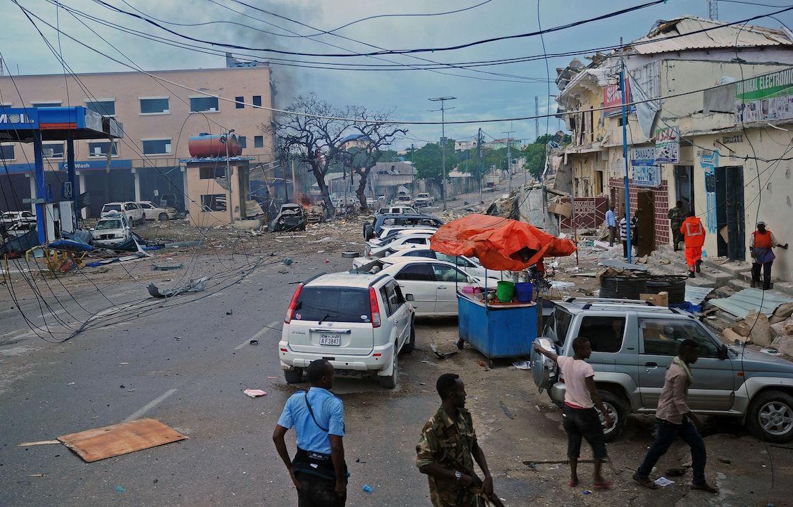 Mogadiscio attentato