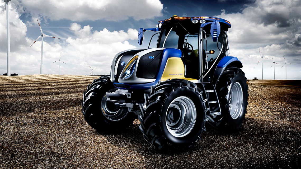 New Holland NH2