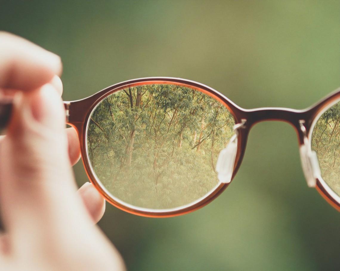 Occhiali da vista miopia