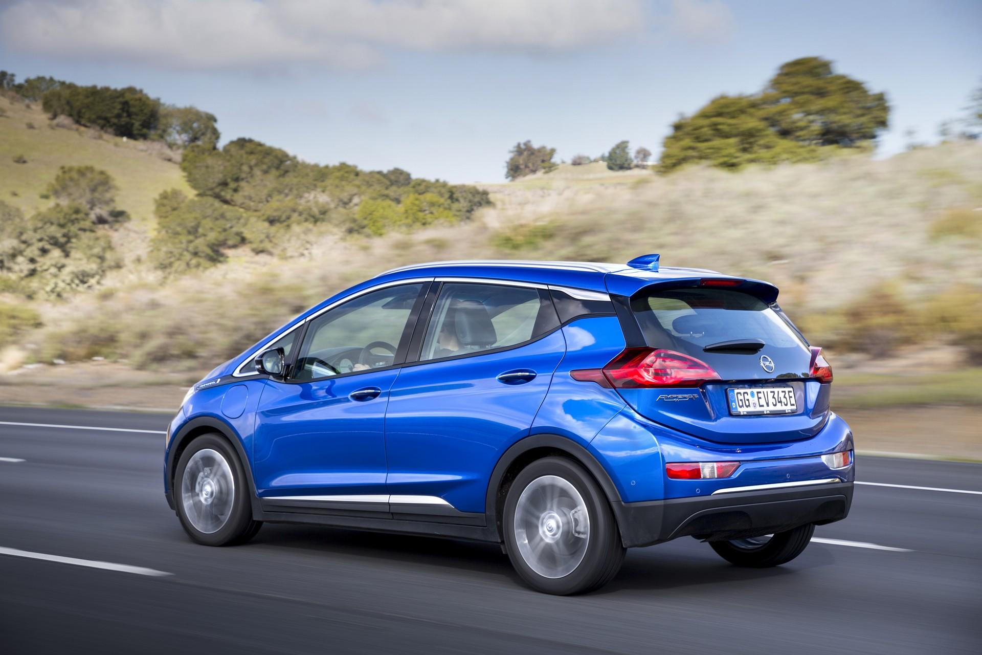 Schemi Elettrici Opel : Opel ampera e. la prova il prezzo e tutti i dettagli