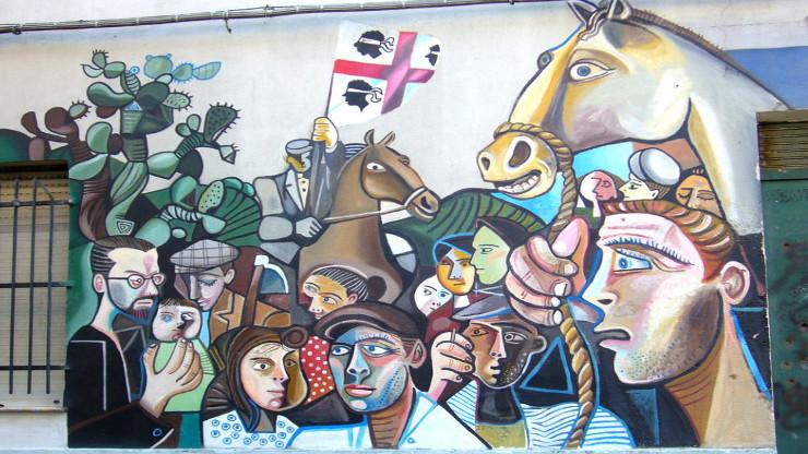 Murales Orgosolo Storia.Scriverlo Sui Muri I Murales Di Protesta A Orgosolo Lifegate
