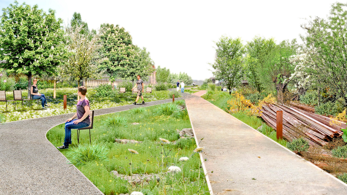 Approvato rotaie verdi a milano le ferrovie dismesse for Disegnare progetti