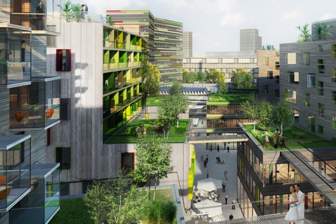 Cos 39 l 39 architettura sostenibile definizione principi e for Architettura e design roma