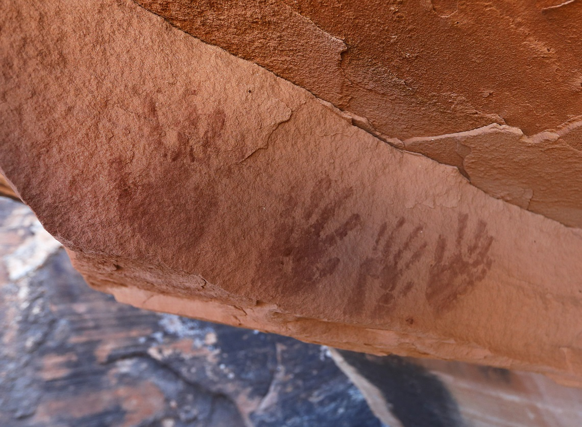 Pitture rupestri nel Bears Ears National Monument
