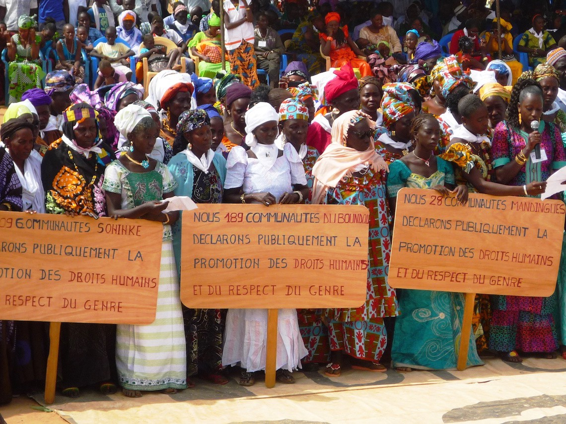 Public Declaration - Senegal 2015