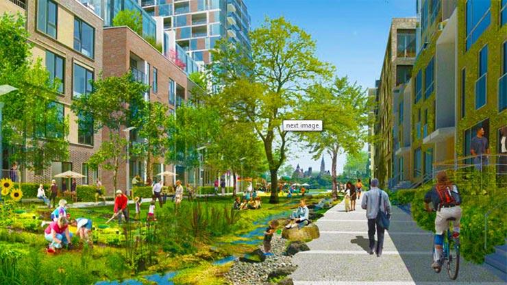 I quartieri verdi e le citt pi sostenibili del mondo for Il verde mondo