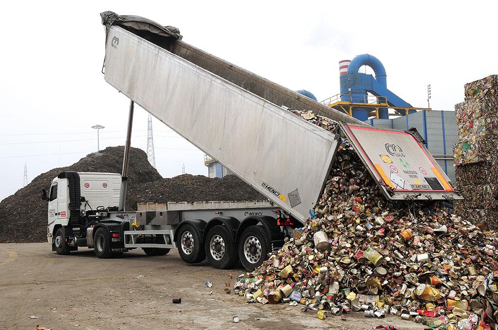 dai rifiuti delle acciaierie nuovi materiali per l