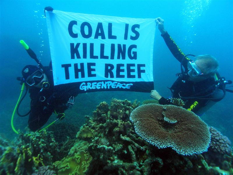 Underwater Banner Great Barrier Reef