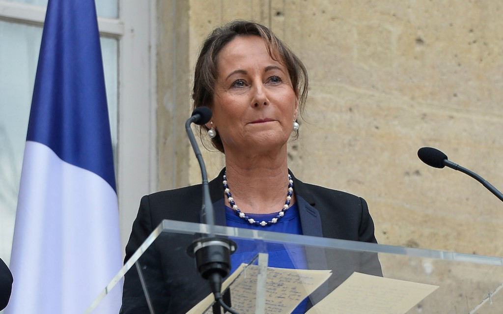 Segolene Royal Named As France's New Environment Minister