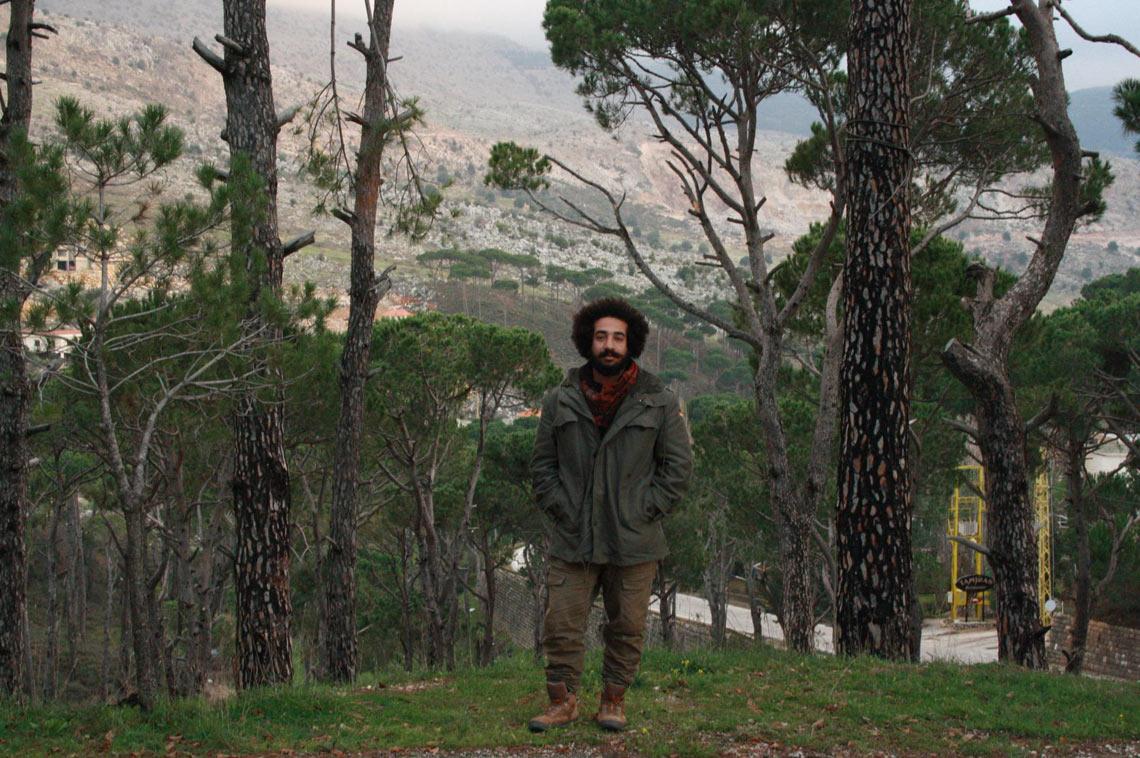Shady Rabab attivista ambientale anche in Libano