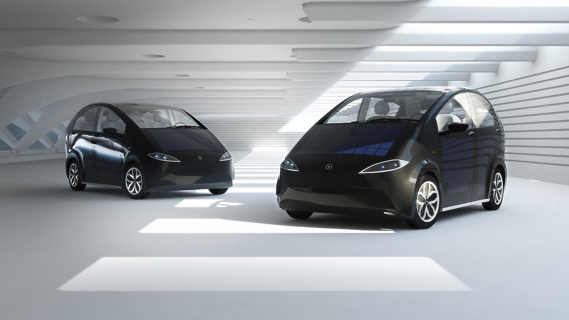 Sion la prima auto solare elettrica di serie a un prezzo for Costo del garage di una macchina